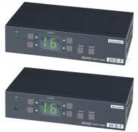 Передача аналогового сигнала - Передатчики видеосигнала по коаксиальному кабелю